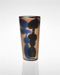 Fulvio Bianconi . a macchie' vase #4323, c1950
