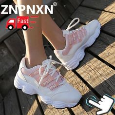 Rp.214844.00 ZNPNXN Sepatu Sneaker Sepatu Untuk Wanita Wanita Sepatu  Olahraga Wanita Luar Sepatu Lari 684c0e2a8e