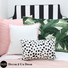 Complete your beautiful dorm bedding with a black and white stripes extra long dorm bed skirt and dorm headboard bundle by Decor 2 Ur Door. Dorm Bedding Sets, Teen Girl Bedding, Girls Bedding Sets, Teen Girl Bedrooms, Luxury Bedding Sets, Comforter Sets, Boho Bedding, College Bedding, Rustic Bedding