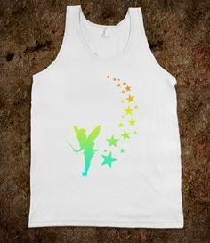 Fairy - Tank Top #tinkerbell #fairy #cute #girls #graphictee #nerd #geek $27.99