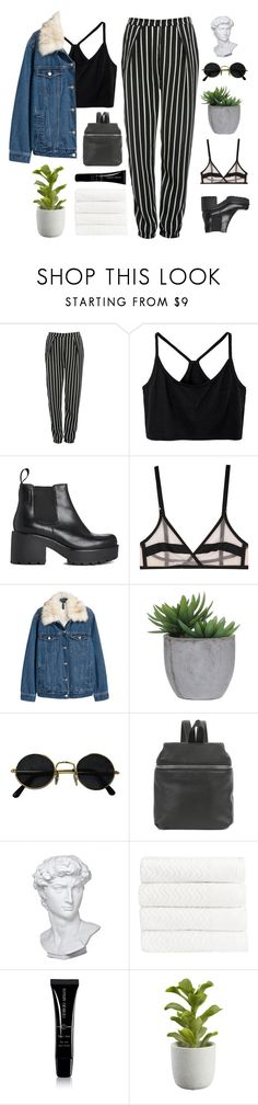 """""""Contagious smile ♡"""" by expresng ❤ liked on Polyvore featuring Glamorous, Othermix, Vagabond, Yasmine eslami, Lux-Art Silks, Kara, Eichholtz, Christy, Giorgio Armani and Crate and Barrel"""