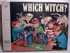 Which Witch game