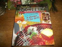 Murder on the Grill Mystery Game Dinner Party in a Box for 8 Adults New Unused…