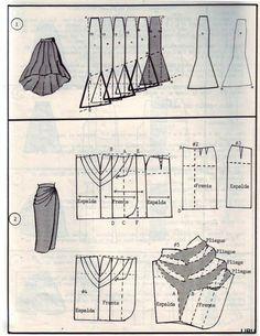 How to make skirts