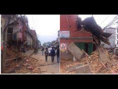 Un terremoto de magnitud 7.5 sacude Nepal. (Actualidad y noticias)