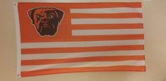NFL Cleveland Browns Football Flag 3x5 Indoor Outdoor Mancave Tailgate Banner  #ClevelandBrowns