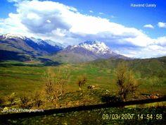 Beautiful Nature in Mergasoor Hawler Erbil Kurdistan  جواني سروشتي ناوجةي ميركةسور باريزكاي هةولير كوردستان  منطقة ميركسور من اربيل كوردستان