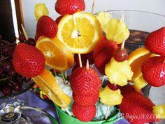 my fruit bouquet