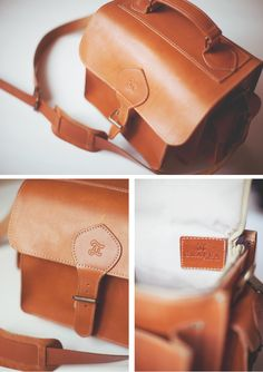fell in love with my new camerabag by Grafea.