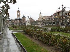 Alcalá de Henares, Spain | Flickr: Intercambio de fotos
