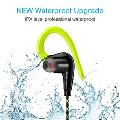 >> Click to Buy << EASYIDEA In-ear Earphone Sport Running Headset HIFI Stereo Sound Headphone Waterproof Sweatproof Earbud With Mic 3.5mm For Phone #Affiliate