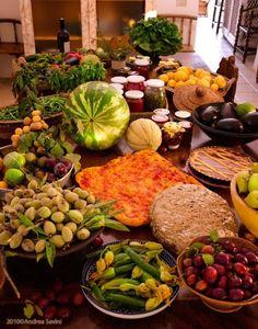 The food and recipes of Puglia | Think Puglia