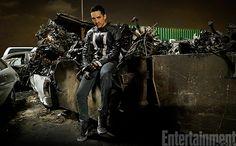 Agents of SHIELD : première photo de Robbie Reyes alias Ghost Rider