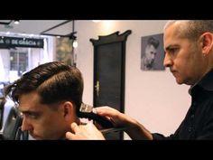 Pompadour, la tendencia en corte masculino más consolidada en 2015. Jordi Pérez, de la Barbería de Gracia junto con Termix te da las claves para conseguir el look perfecto.