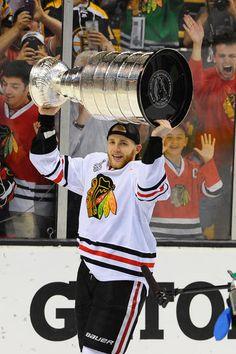 Patrick Kane. Stanley Cup 2013!