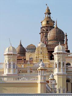 Maharaja's Palace . Mysore, India