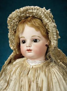 Beautiful Early French Bisque Bebe by Rabery and Delphieu with Early Block Letters 5000/7500 | Art, Antiques & Collectibles Toys & Hobbies Dolls | Auctions Online | Proxibid