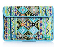ULAK Universal 11 to Inch Sleeve Bag, Portable Canvas Tablet Protective Carrying Case Bag for Apple MacBook Air, The New Macbook 12 inch 2015 Release (Tribal) New Macbook, Macbook Air Pro, Computer Case, Microsoft Surface, Retina Display, Laptop Accessories, Laptop Sleeves, Canvas Fabric, Phones