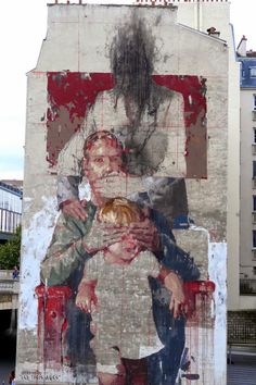 Borondo, Paris