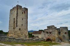 Nagyvárzsony - Kinizsi vár, Hungary