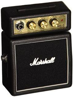 Marshall MS2 Micro Guitar Amplifier