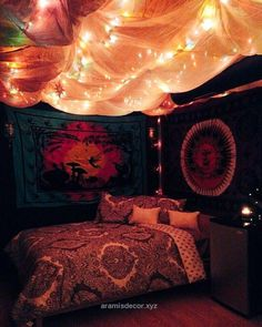 Neat trippy room – Home Decorations Ideas ..