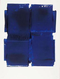 'Holding Company III' (2004) by American artist John Zinsser (b.1961). Oil on paper, 41 x 31 cm. source: art orbiter. via just another masterpiece