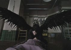 Angel of Death from American Horror Story
