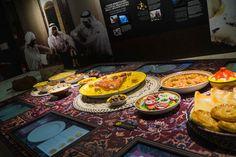 Traditional Qatari food at Expo Milano 2015
