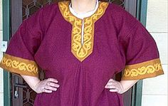 Anglo-Saxon Tunic Finished (laren_oz) Tags: embroidery sca medieval splitstitch