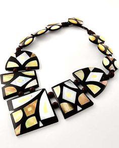 Montenegro Necklace & Earring Set $50