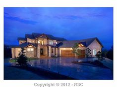 Award Winning Parade Home-Nestled In The Trees On Five Acres Near The Top Of A Hidden Ridge, Colorado Dreamin' Beckons Any Visitor Who Desires Luxurious Family Living, Breathtaking Views And Quality Construction.  The Copper-Roofed Exterior Entry Braced By Cedar And Stone Pillars Sets The Tone For What Lies Beyond.  Central To The Home Is The Great Room With Soaring Ceilings, Panoramic Windows And A Two-Sided Stone Fireplace. *See Supplemental...
