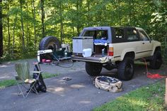 Project Alpha Bound - 1985 4Runner Adventure Truck Build - Expedition Portal