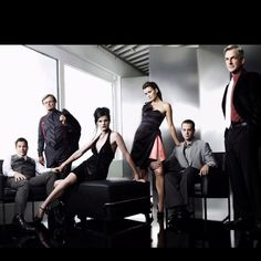 NCIS. Best crime drama hands down! <3