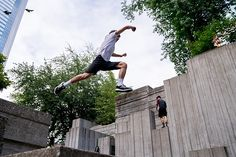 Gallery: photographing parkour with the Sony a9