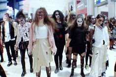 Dance along with zombies to Thriller at The Dubai Mall