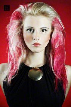 DIY Halloween Hair: DIY Halloween Hairstyles : Hair Color Ideas