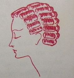 When to use rollers and pin curls for vintage hair styles
