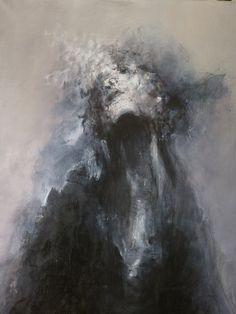 L'Hésitation de Jean-Baptiste Dumont Huile sur toile 90x130cm www.meltingartgallery.com