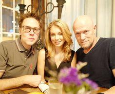 James Gunn (@JamesGunn)   Твиттер Michael Rooker, James Gunn, Couple Photos, Couples, Holland, Fashion, Couple Shots, The Nederlands, Moda