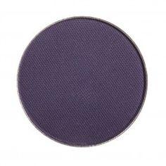 Makeup Geek Eyeshadow Pan - Motown, deep eggplant purple with a matte finish. Makeup Geek Palette, Makeup Geek Eyeshadow, Eyeshadow Pans, Purple Eyeshadow, Eyeshadows, Adult Face Painting, Professional Makeup Kit, Online Shops, Cruelty Free Makeup