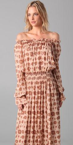 Rachel Zoe maxi dress. Love