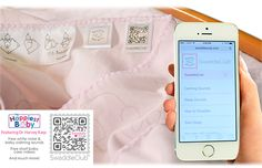 Visit SwaddleClub.com for FREE white noise, helpful baby care videos, learn how to swaddle and get more sleep! #BabyGift #BabyBlanket