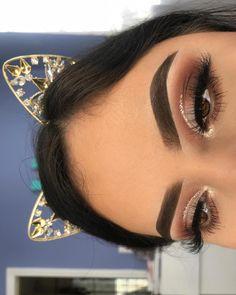 neutral makeup – Make up Eye Makeup Tips, Smokey Eye Makeup, Skin Makeup, Makeup Inspo, Eyeshadow Makeup, Makeup Inspiration, Eyebrow Makeup, Brown Eyeshadow, Natural Eyeshadow Looks