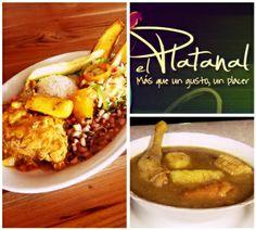 Comida paisa, sancocho, fríjoles y mucho más en http://www.restauranteelplatanal.com/ubicacion