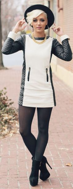 Samii Ryan   #Quilted #Chic & $200 Contest! by What She Wore => Click to see what she wears