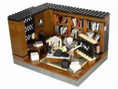 Einstein's Study