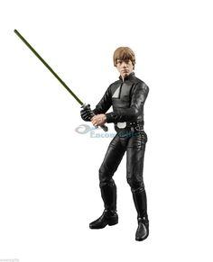 """Star Wars Black Wave 5 Action Figure Luke A Trained """"Jedi"""" he is !"""