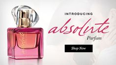 Absolute Parfum    A chic floral fragrance as pure as absolute love...an everlasting floral heart of orange blossom with sparkling bergamot and sensual woods.    Meticulously crafted, each precious element is cultivated and captured at its peak. Fragrance oils in their highest concentration are beautifully blended to create a scent that's truly long-lasting! 1 fl. oz.  #Avon #Parfum #Fragrance