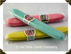 Bubble gum cigars, under accessories, since. why isn't chewing gum an accessory? Chewing Gum, Great Memories, Childhood Memories, Bubble Gum Cigars, Nostalgic Candy, Old Fashioned Candy, Vintage Candy, Retro Candy, Vintage Toys